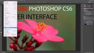 Adobe Photoshop CS6 - User Interface