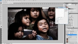 Adobe Photoshop - Bleach Bypass Effekt